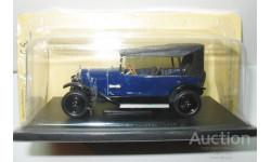 1/43 Citroen B2 Torpedo 10HP Type B 1925 (Atlas), масштабная модель, 1:43, Atlas (автомобили Франции), Citroën