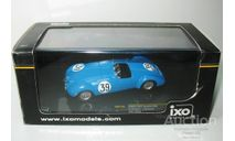 1/43 SIMCA Huit Gordini №39 LeMans 1939 (IXO), масштабная модель, 1:43, IXO Le-Mans (серии LM, LMM, LMC, GTM)