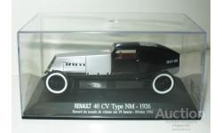1/43 Renault 40CV Type NM 1926 (Universal Hobbies), масштабная модель, scale43