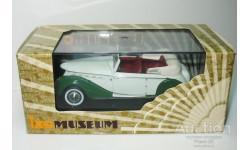 1/43 Renault Suprastella Coach 1939 (IXO), масштабная модель, scale43, IXO Museum (серия MUS)