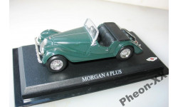 1/43 Morgan 4 Plus (Del Prado), масштабная модель, scale43, Del Prado (серия Городские автомобили)