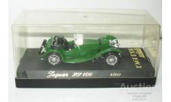 1/43 Jaguar SS 100 1938 (Solido), масштабная модель, scale43