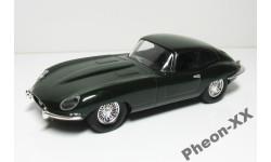 1/43 Jaguar E type (Суперкары), масштабная модель, scale43, Суперкары. Лучшие автомобили мира, журнал от DeAgostini