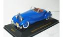 1/43 Packard V12 LeBaron Speedster 1934 (IXO), масштабная модель, scale43, IXO Museum (серия MUS)