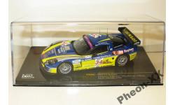 1/43 Chevrolet Corvette C6-R №34 (IXO) GTM060, масштабная модель, scale43, IXO Le-Mans (серии LM, LMM, LMC, GTM)