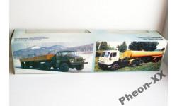 1/43 Коробка от модели Урал-44202 (Элекон), запчасти для масштабных моделей, scale43