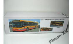 1/43 Коробка от ЛиАЗ-5292.21 (Vector Models), запчасти для масштабных моделей, scale43, Vector-Models
