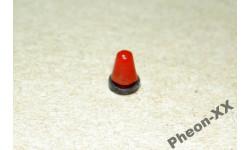 1/43 запчасть для моделей, мигалка красная, запчасти для масштабных моделей, scale43, Компаньон