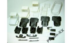 1/43 Запчасти от моделей Компаньон, список внутри, запчасти для масштабных моделей, scale43, ГАЗ