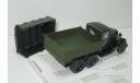 1/43 ГАЗ-ААА, тёмно-зелёный (Наш Автопром), масштабная модель, scale43