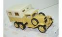 1/43 ГАЗ-ААА Каракумский пробег, песочный (Наш Автопром), масштабная модель, scale43