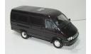 1/43 ГАЗ-2705 Газель фургон 1996г. (Агат-Моссар), масштабная модель, scale43, Агат/Моссар/Тантал