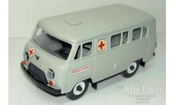1/43 УАЗ-3962 Медслужба (Тантал), масштабная модель, scale43, Тантал («Микроавтобусы УАЗ/Буханки»)