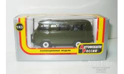 1/43 УАЗ-3962 хаки (Тантал), масштабная модель, scale43, Тантал («Микроавтобусы УАЗ/Буханки»)