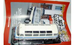 1/43 ЗИЛ-118 (Автолегенды СССР №28), масштабная модель, scale43, Автолегенды СССР журнал от DeAgostini