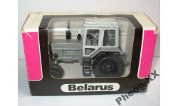 1/43 Трактор МТЗ-82 Беларусь. Сентябрь 1991г!, масштабная модель трактора, scale43, Тантал