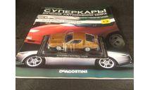 Alfa Romeo Montreal Coupe, масштабная модель, Суперкары. Лучшие автомобили мира, журнал от DeAgostini, scale43