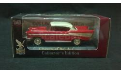 Chevrolet Bel Air 1957 г. красный с белым