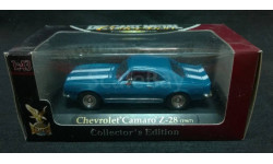 Chevrolet Camaro Z-28 1967 г. синий