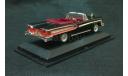 Edsel Citation 1958 г. чёрный с красным, масштабная модель, 1:43, 1/43, Yat Ming