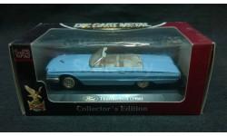Ford Thunderbird 1966 г. голубой