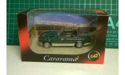Lotus Elan Sprint cabriolet, зелёный, 1:43, Cararama