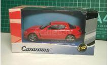 Mazda RX-8 красная, масштабная модель, 1:43, 1/43, Bauer/Cararama/Hongwell