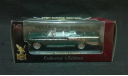 Mercury Turnpike Cruiser 1957 г. зелёный, масштабная модель, 1:43, 1/43, Yat Ming