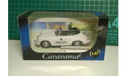 Porsche 356B, Polizei (Полиция) белый