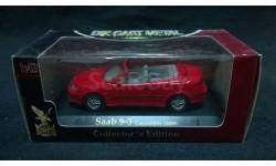 Saab 9-3 Convertible красный
