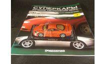 Saleen S7, масштабная модель, Суперкары. Лучшие автомобили мира, журнал от DeAgostini, scale43
