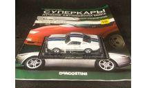 Shelby 350GT, масштабная модель, Суперкары. Лучшие автомобили мира, журнал от DeAgostini, scale43