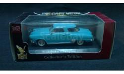 Studebaker Champion 1950 г. голубой
