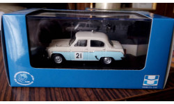Москвич  Ралли Монте Карло 1964 г. VVM 050, масштабная модель, VMM/VVM, scale43