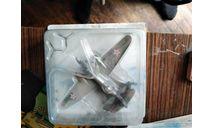 ИЛ - 4  ( ЛЕГЕНДАРНЫЕ САМОЛЕТЫ), масштабные модели авиации, scale0, Ильюшин