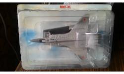 МИГ 31 (легендарные самолеты), масштабные модели авиации