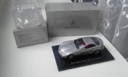 Mercedes SLR McLaren Minichamps