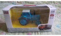 Трактор МТЗ-50, масштабная модель трактора, 1:43, 1/43, Hachette