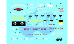 72014 Броня Донбасса, ч.3 - БТР в бою  (Armor of Donbass, Part 3 - BTR in action) - Бронетехника Новороссии, фототравление, декали, краски, материалы, 1:72, 1/72, New Penguin