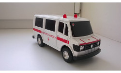 скорая помощь ambulance мерседес