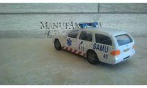 скорая помощь ambulance мерседес бенс, масштабная модель, scale43, Mercedes-Benz
