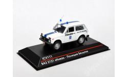 ICV 111 ВАЗ 2121 НИВА - Полиция Бельгии