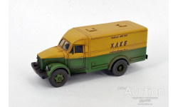 СарЛаб SL56 ГАЗ-51А фургон для перевозки хлебопродуктов завода Аремкуз, 'со следами эксплуатаци sarlab