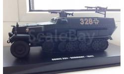SdKfz-251, масштабные модели бронетехники, MILITARY SERIES, 1:43, 1/43