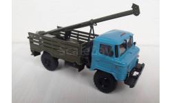 ГАЗ-66 БМ-302(66), масштабная модель, Автоистория (АИСТ), scale43