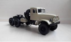 КРАЗ-214В, масштабная модель, AVD Models, 1:43, 1/43