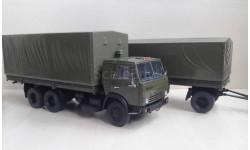 КАМАЗ-53212 с прицепом ГКБ-8350