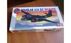 Самолет 1/72 Airfix 05011 Douglas A-26 B/C Invader