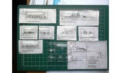 Вакуумные фонари кабины пилотов ВВС Японии 1/72 Falcon, сборные модели авиации, 1:72