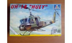 Вертолет 1/72 Italeri 040 UH-1B 'Huey', сборные модели авиации, 1:72